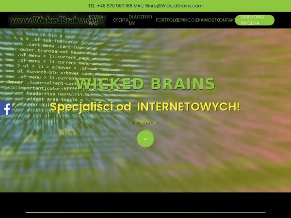 wickedbrains.com